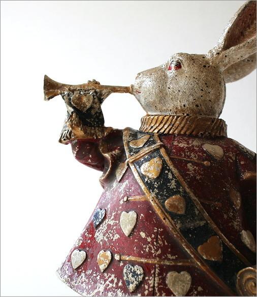 不思議の国のアリスのウサギ